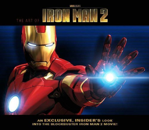 ART OF MARVEL STUDIOS: IRON MAN 2