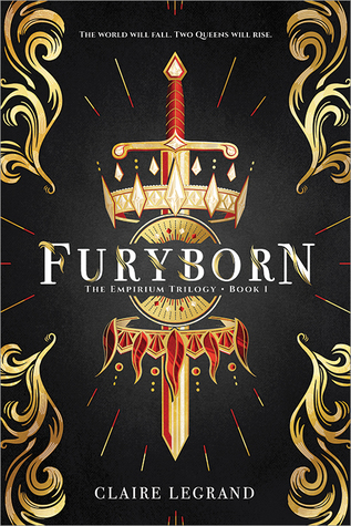 Fresh Fridays: Furyborn (Empirium #1) by Claire Legrand
