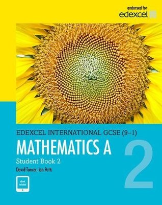 Edexcel International GCSE (9-1) Mathematics A Student Book 2: print and ebook bundle