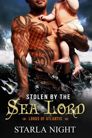 Stolen By The Sea Lord (Lords of Atlantis #4)