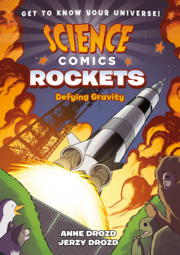 Science Comics Rockets - Defying Gravity