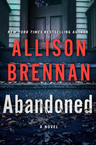 Abandoned by Allison Brennan