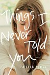 Things I Never To...