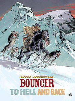 Bouncer #8/9 - To hell and back