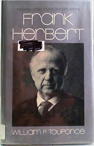 Frank Herbert (Twayne's United States Authors, #532)