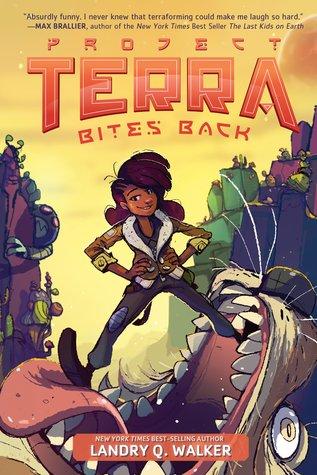 Bites Back (Project Terra, #2)