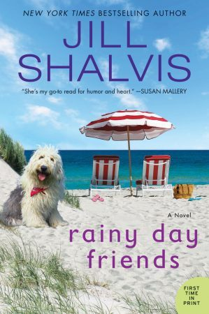 Rainy Day Friends (wildstone, #2)