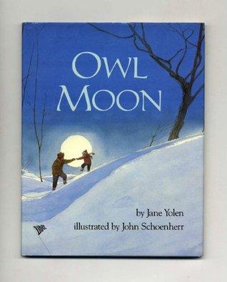 Owl Moon - 1st UK Edition/1st Impression