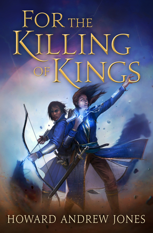For the Killing of Kings (The Ring-Sworn Trilogy, #1)