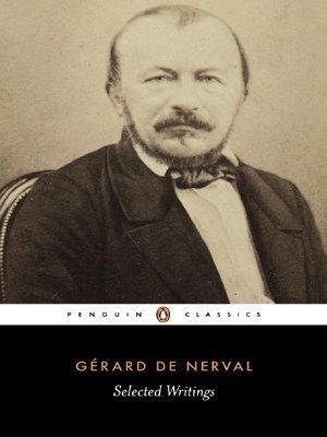 Selected Writings by Gérard de Nerval
