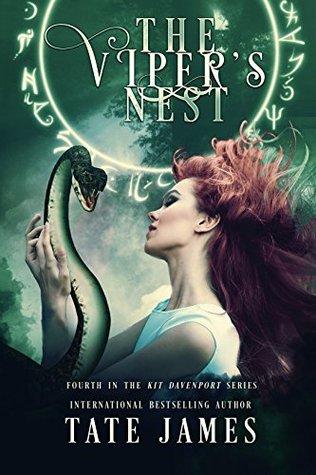 The Viper's Nest (Kit Davenport, #4)