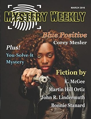 Mystery Weekly Magazine: March 2016