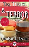 Tea, Treats & Terror (Ravenwood Cove Mystery #9)