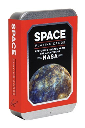 Space Playing Cards: Featuring Photos from the Archives of NASA