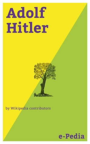 "e-Pedia: Adolf Hitler: Adolf Hitler (German:  ( listen); 20 April 1889 – 30 April 1945) was a German politician who was the leader of the Nazi Party (Nationalsozialistische ... 1933 to 1945, and Führer (""Leader"") o..."