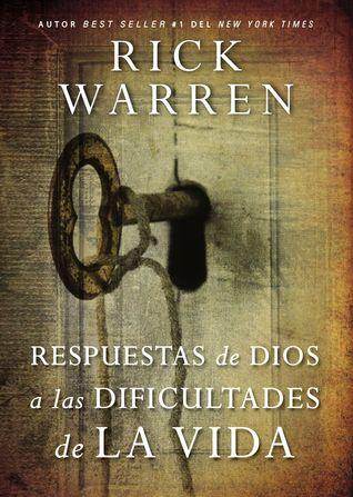 Respuestas de Dios a las dificultades de la vida