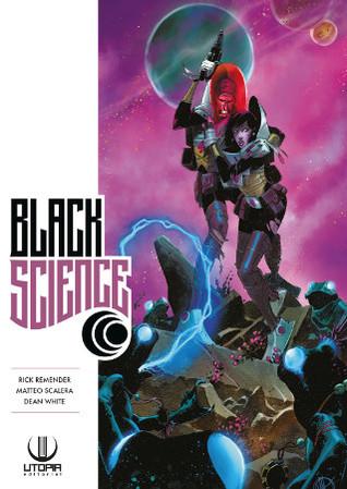 Black Science, volumen 1: Cómo caer por siempre (Black Science, #1)