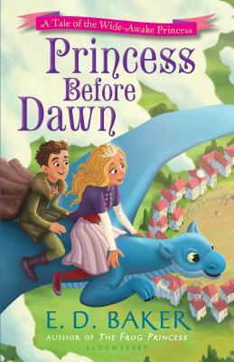 Princess Before Dawn (The Wide-Awake Princess, #7)