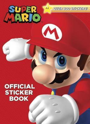 Super Mario Official Sticker Book (Nintendo) por Steve Foxe
