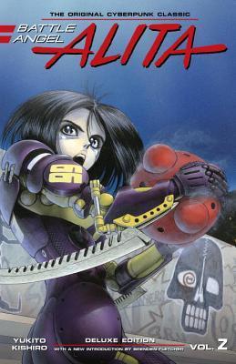Battle Angel Alita Deluxe Edition, Vol. 2
