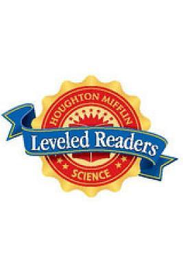 Houghton Mifflin Science Leveled Readers: Physical Science: Language Support 6-Pack Grade 5 the Work of Leonardo Da Vinci