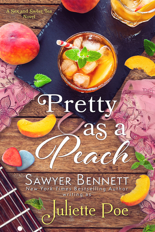 Image result for pretty as a peach juliette poe