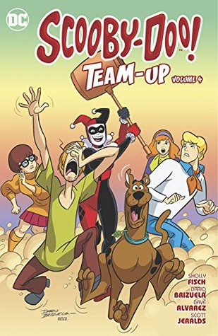 Scooby-Doo Team-Up, Volume 4