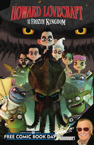 Howard Lovecraft and the Frozen Kingdom FCBD 2016