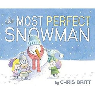 Most Perfect Snowman With Read Along CD