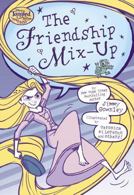The Friendship Mix-Up (Tangled: The Series Graphic Novel, #1)