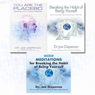 Dr Joe Dispenza 2 Books Bundle Collection With Audio CD