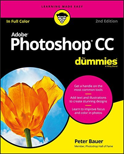 Adobe Photoshop CC For Dummies (For Dummies