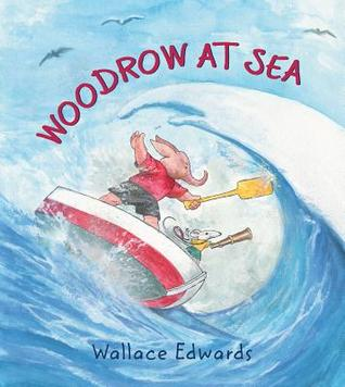 Woodrow at Sea