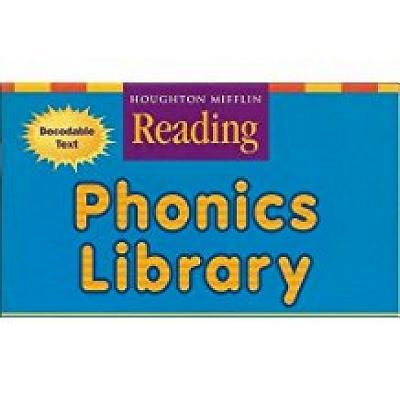 Houghton Mifflin Reading Spanish: Phonics Library Take-Home Book 4 (Set of 5) Level K