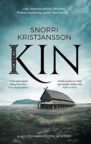 Kin (Helga Finnsdottir #1)