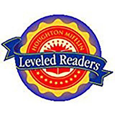 Houghton Mifflin Leveled Readers: Theme Book 6pk Level B the Toy Store