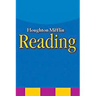 Houghton Mifflin Vocabulary Readers: 6 Pack Theme 1 Focus on Level 2 Focus on Poetry - What Is a Poem?