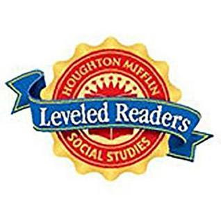 Houghton Mifflin Social Studies Florida: Independent Book 6 Pack Level 4 Unit 1 Above Level Level 4 Calusa Life