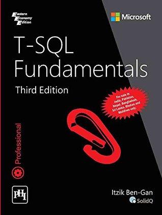 T-Sql Fundamentals 3/E Pb