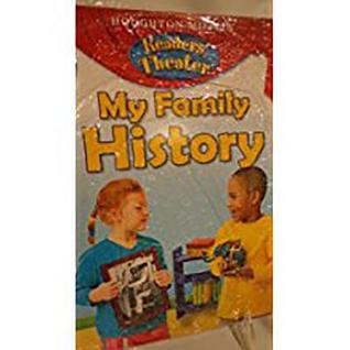 Houghton Mifflin Social Studies: Readers' Theater Student Edition 6-Pack Unit 5 Level 1 My Family History