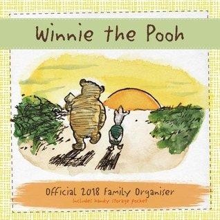 Winnie The Pooh Family Organiser Official 2018 Calendar
