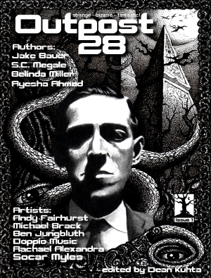 outpost-28-issue-1