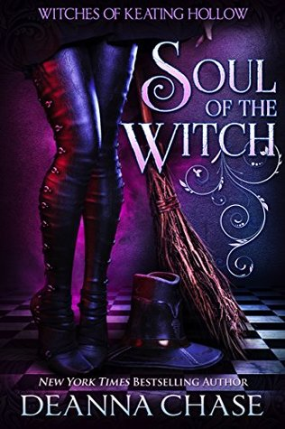 Soul of the Witch (Witches of Keating Hollow, #1)