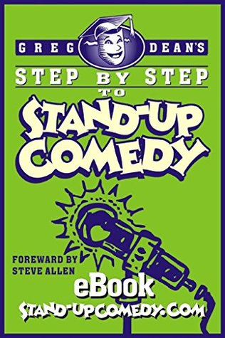 Step by Step to Stand-Up Comedy: eBook