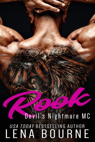 Rook: Devil's Nightmare MC by Lena Bourne