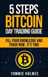 5 STEPS BITCOIN DAY TRADING GUIDE: Fill your knowledge and Trade now, It's Time !