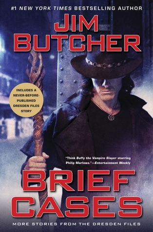 Brief Cases The Dresden Files 151 By Jim Butcher