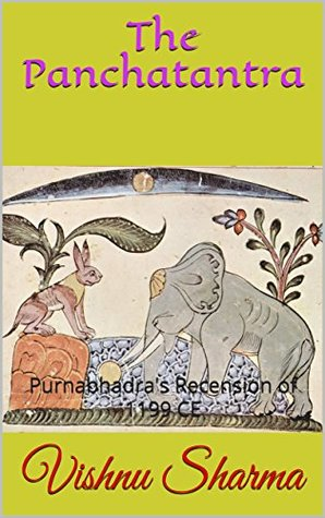 The Panchatantra: Purnabhadra's Recension of 1199 CE