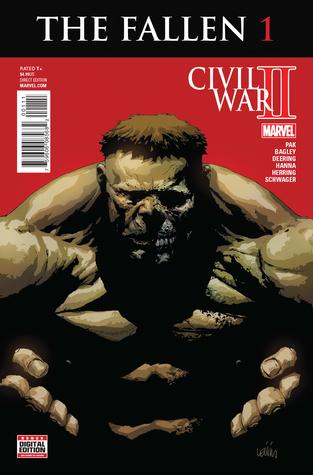 Civil War II The Fallen #1