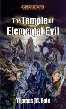 The Temple of Elemental Evil (Greyhawk Classics, #4)